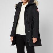 Canada Goose Women's Rossclair Parka Jacket - Black
