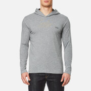 BOSS Hugo Boss Men's Long Sleeve Hoody - Grey