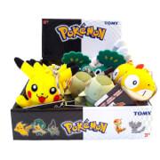 Porte-Clés Pokémon en Peluche