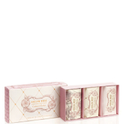 Crabtree & Evelyn Evelyn Rose Soap 3 x 85g