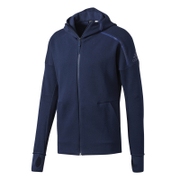adidas Men's ZNE Training Hoody - Navy