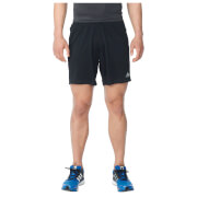 adidas Men's Response Dual Running Shorts - Black