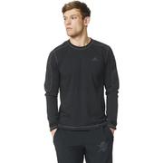adidas Men's Workout Training Sweatshirt - Black