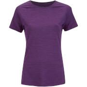 adidas Women's Performance Training T-Shirt - Purple