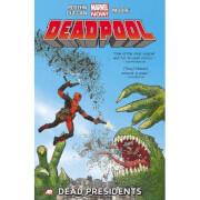 Marvel Now Deadpool: Dead Presidents - Volume 1 Graphic Novel