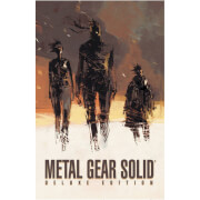 Metal Gear Solid Duluxe Edition Graphic Novel