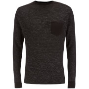 Sudadera Brave Soul Ween - Hombre - Negro