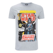 T-Shirt Homme Star Wars L'Empire contre - attaque - Gris