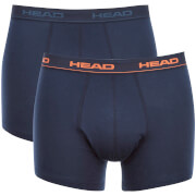 Lot de 2 Boxers Head - Bleu Marine