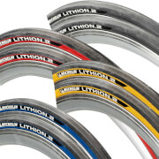 Michelin Lithion 2 Clincher Tyre Twin Pack