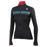 Sportful Women's Allure Softshell Jacket - Black/Grey