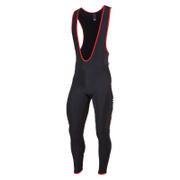 Nalini Classica Bib Tights - Black/Red