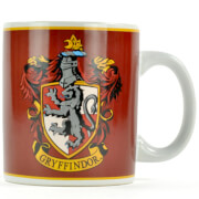 Taza Harry Potter Escudo Gryffindor