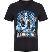 DC Comics Suicide Squad Men's Boomerang T-Shirt - Black