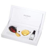 Balmain Hair Mini Golden Brush Set (Worth £138.95)
