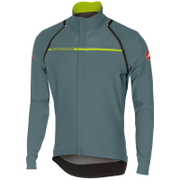 Castelli Perfetto Convertible Jacket - Grey