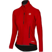 Castelli Women's Perfetto Long Sleeve Jersey - Red