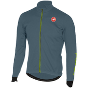 Castelli Puro 2 Long Sleeve Jersey - Mirage Grey