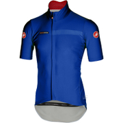 Castelli Gabba 2 Short Sleeve Jersey - Blue