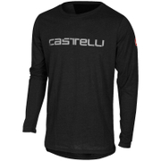 Castelli CX Long Sleeve Top - Black