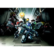 Metroid Prime: Federation Force - A3 Poster