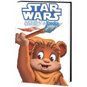 Star Wars Droids And Ewoks Omnibus Dm Ed Ewoks Var Hardcover Graphic Novel