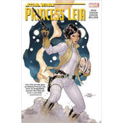 Star Wars: Princess Leia Paperback Graphic Novel