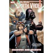 Star Wars: Darth Vader Vol. 2: Shadows and Secrets Paperback Graphic Novel
