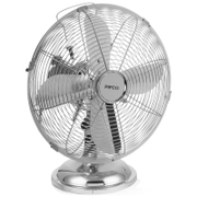 Pifco P40001 12 Inch Chrome Desk Fan