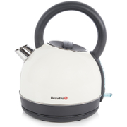 Breville VKJ777 1.7 Litre Cream Traditional Kettle - Cream