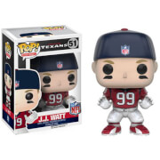 NFL J.J. Watt Wave 3 Pop! Vinyl Figur