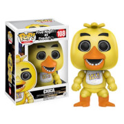 Five Nights at Freddys Chica Funko Pop! Figuur