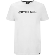 T-Shirt Classico Animal -Blanc