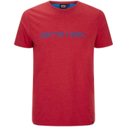T-Shirt Homme Marrly Animal -Rouge
