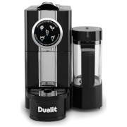 Dualit 85180 Café Cino Capsule Coffee Maker with Milk Frother