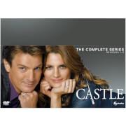 Castle Saison 1-8 - Coffret Intégrale