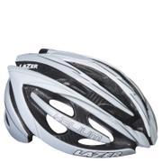 Lazer Helium Helmet - White/Silver