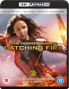 The Hunger Games: Catching Fire - 4K Ultra HD