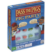 Pass the Pigs Party Game