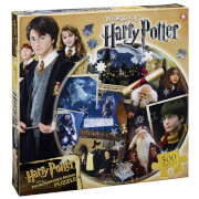 Harry Potter and the Philosopher's Stone Round Kids' Puzzle (500 Pieces)