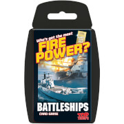 Top Trumps - Battleships
