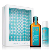 Moroccanoil Home and Away Original Set - Dark (Worth £36.55)