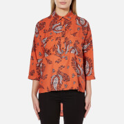 MINKPINK Women's Spice of Life Oversize Shirt - Multi