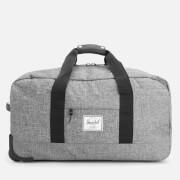 Herschel Supply Co. Wheelie Outfitter Case - Raven/Crosshatch