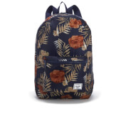 Herschel Supply Co. Packable Daypack Backpack - Peacoat/Floria