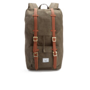 Herschel Supply Co. Little America Backpack - Canteen Crosshatch/Tan