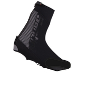 Santini Neo Optic Waterproof Overshoes - Black