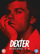 Dexter: Series 1-4 Set