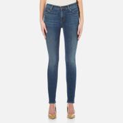 J Brand Women's Maria High Rise Skinny Jeans - Identity