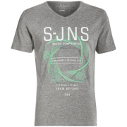 Camiseta Smith & Jones Colossus - Hombre - Gris moteado